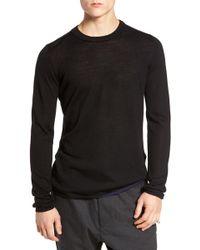Antony Morato | Crewneck Wool Blend Sweater | Lyst