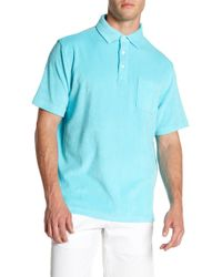 Peter Millar - Seaside Terry Polo - Lyst