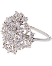 Nadri - Bouquet Cz Ring - Size 7 - Lyst