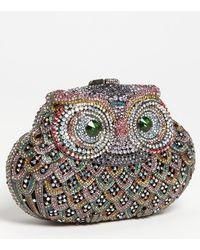 Tasha - Na Couture Owl Clutch - Lyst