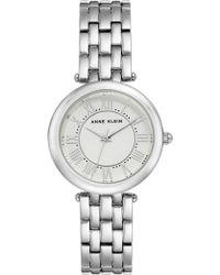 Anne Klein - Women's Bracelet Watch - Lyst