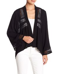 BB Dakota - Layla Open Front Cardigan - Lyst