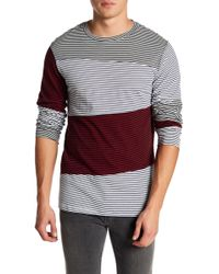 Cohesive & Co. - Connor Stripe Shirt - Lyst
