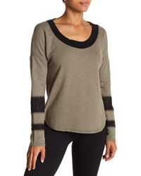 Nux - Jake Long Sleeve Pullover - Lyst