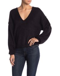 Free People - Princess V Pullover - Lyst