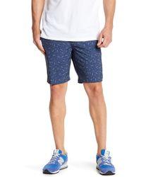 Tavik - Hawkins Hybrid Print Shorts - Lyst
