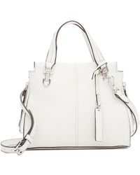 Vince Camuto - Riley Leather Tote - Lyst