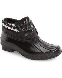 G.H.BASS - Dorothy Waterproof Duck Boots - Lyst