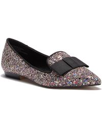 1f97a9a53c5 Iroi Studded Loafer.  69. Nordstrom · Kensie - Mackenzy Glitter Bow Tie  Flat - Lyst