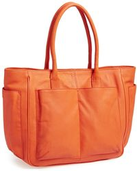 Steven by Steve Madden - Bassett Leather Tote - Lyst