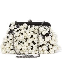 Sondra Roberts - Beaded Clutch - Lyst
