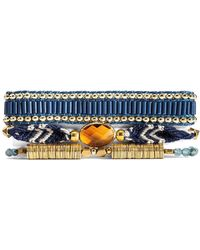 Hipanema - Diva Mini Beaded Bracelet - Lyst