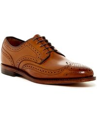 Allen Edmonds - Stuttgart Wingtip Blucher - Extra Wide Width Available - Lyst