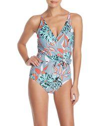 75a609a215b Women's Nicole Miller Beachwear - Lyst