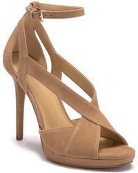 MICHAEL Michael Kors - Becky Ankle Strap Sandal - Lyst