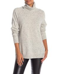 Jarbo - Cashmere Knit Turtleneck Sweater Top - Lyst