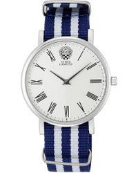 Vince Camuto - Women's Analog Quartz Studded Cuff Bracelet Watch, 26.4mm - Lyst