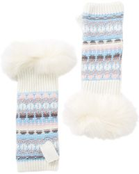 Free People - Melt My Heart Armwarmers - Lyst