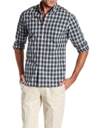 J.Crew | Secret Wash Regular Fit Raymore Tartan Shirt | Lyst
