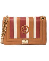 Valentino By Mario Valentino - Alice Leather Shoulder Bag - Lyst