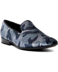 ALDO - Hoddinott Velvet Loafer - Lyst