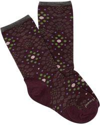 Smartwool - Pompeii Pebble Crew Socks - Lyst