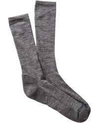 Smartwool - Nailhead Grid Tall Cushioned Socks - Lyst