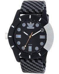 adidas Originals - Unisex 1969 Textile Strap Watch - Lyst