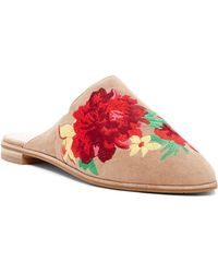Kenneth Cole - Roxanne Embroidered Mule - Lyst