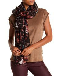 Hinge - Eclectic Medallion Scarf - Lyst