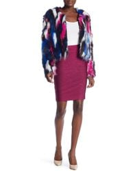 Wow Couture - Lurex Skirt - Lyst
