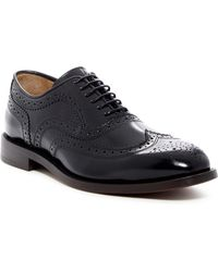H by Hudson - Heyford Wingtip Oxford - Lyst