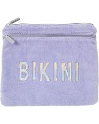 "MIAMICA - ""bikini"" Iridescent Bag - Lyst"
