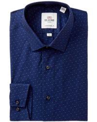 Ben Sherman - Clip Spot Soho Skinny Fit Dress Shirt - Lyst