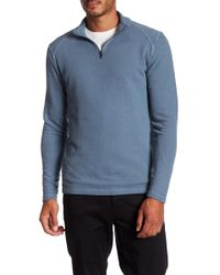 Agave - Malone 1/4 Zip Pullover - Lyst