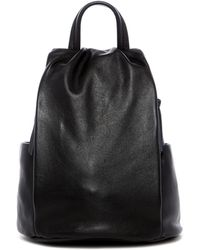 Sondra Roberts - Small Wash Nappa Leather Backpack - Lyst