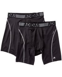 adidas - Sport Midway Briefs - Pack Of 2 - Lyst