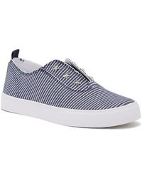 cce081b6c3983 Lyst - Tommy Hilfiger Flip 4 Tie-up Sneakers in Natural for Men