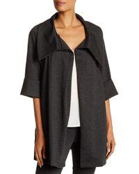 Insight | Shawl Collar Draped Jacket | Lyst