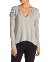 Rip Curl - Essentials Thermal Top - Lyst