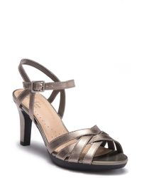 Clarks - Adriel Wavy Sandal - Lyst