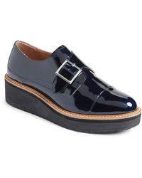 Halogen - Emma Monk Strap Oxford (women) - Lyst