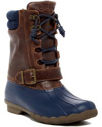 Sperry Top-Sider - Saltwater Misty Waterproof Duck Boot - Lyst