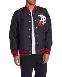 True Religion - Varsity Jacket - Lyst