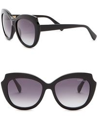 Lanvin - 54mm Modified Butterfly Sunglasses - Lyst