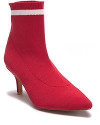 Jaggar - Textile Sock Bootie - Lyst