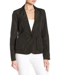 Kenneth Cole - 2 Button Blazer - Lyst