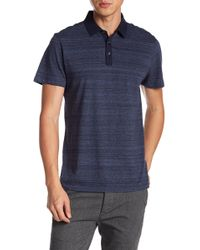 Robert Barakett - Genson Short Sleeve Polo - Lyst