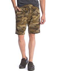 Neff - Bunker Sweat Shorts - Lyst