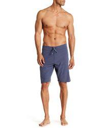 Volcom - Lido Slub Mod Board Shorts - Lyst